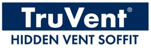 Soffites TruVent Ventilation Caché