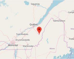 Map de Qualité Extérieure en Beauce