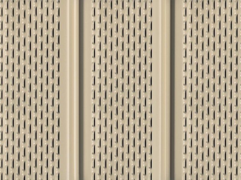 Soffite TruLine® extrème Ventilation